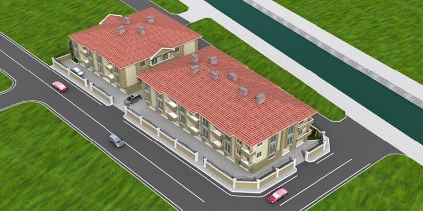 Altınova Çark Evleri